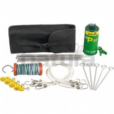 Special Electric Fitting Set For Camping And Trekking