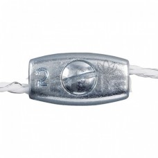 ELECTRIC FENCE WIRE CONNECTOR