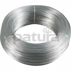 ELECTRIC FENCE WIRE (GALVANIZED, 200 MT)